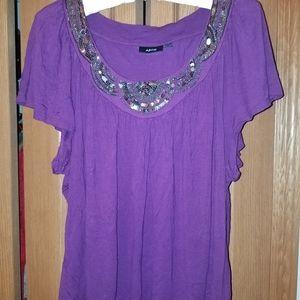 Sequin Shirt